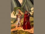 Dragons Of Spring Dawning1