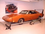 1969 Dodge Charger Daytona Copper Poly fsvl Garage (WPC Museum) F